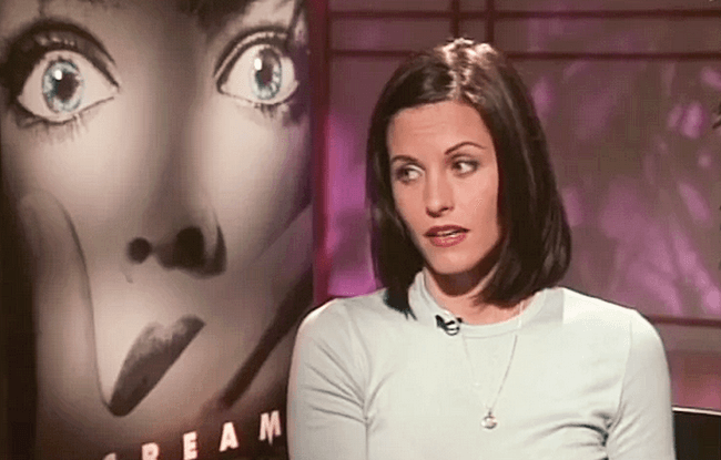 Scream - Courteney Cox exclusive interview - France