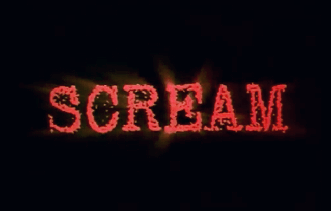 (scream) video red band trailer