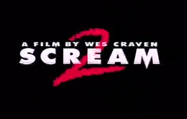 Scream 2 - Full Trailer