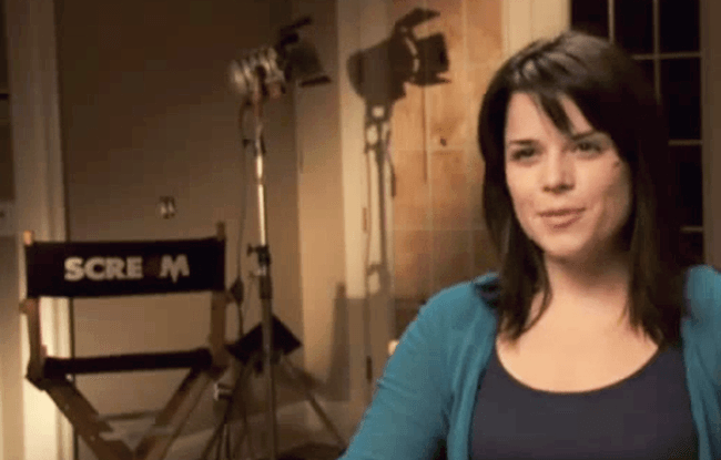 Scream 4 - Neve Campbell (Select Soudbites)