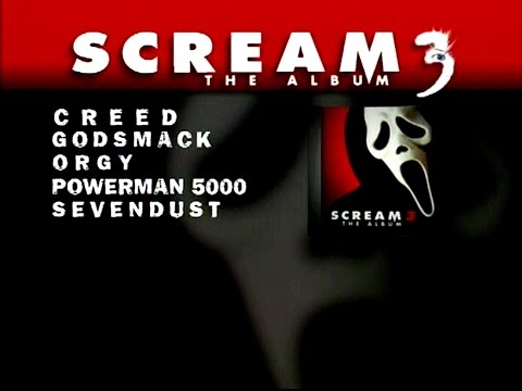 Scream 3: Soundtrack Commercial