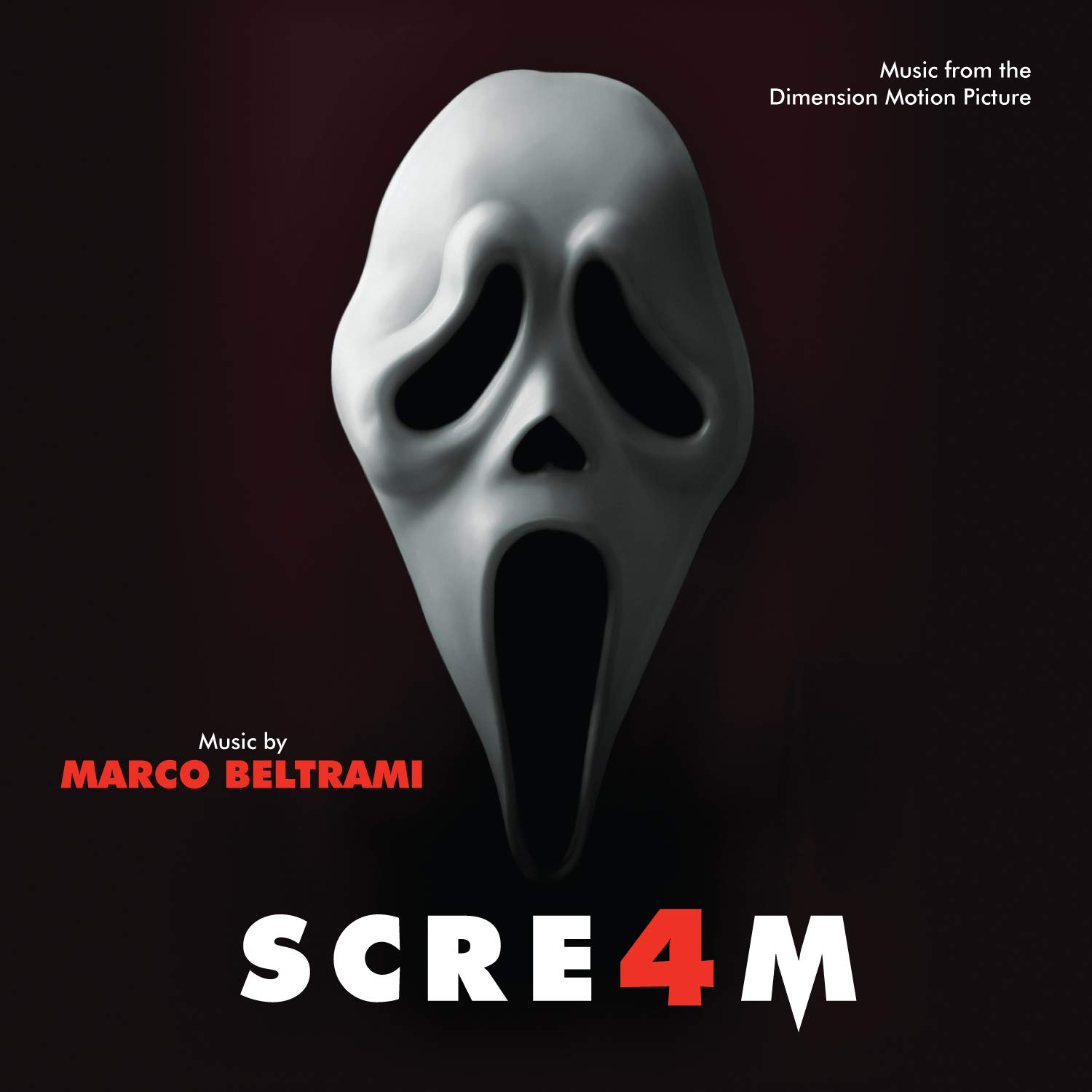 Scream 4: The Score